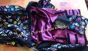 sac portage 3